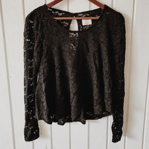 UO Lace Long Sleeve